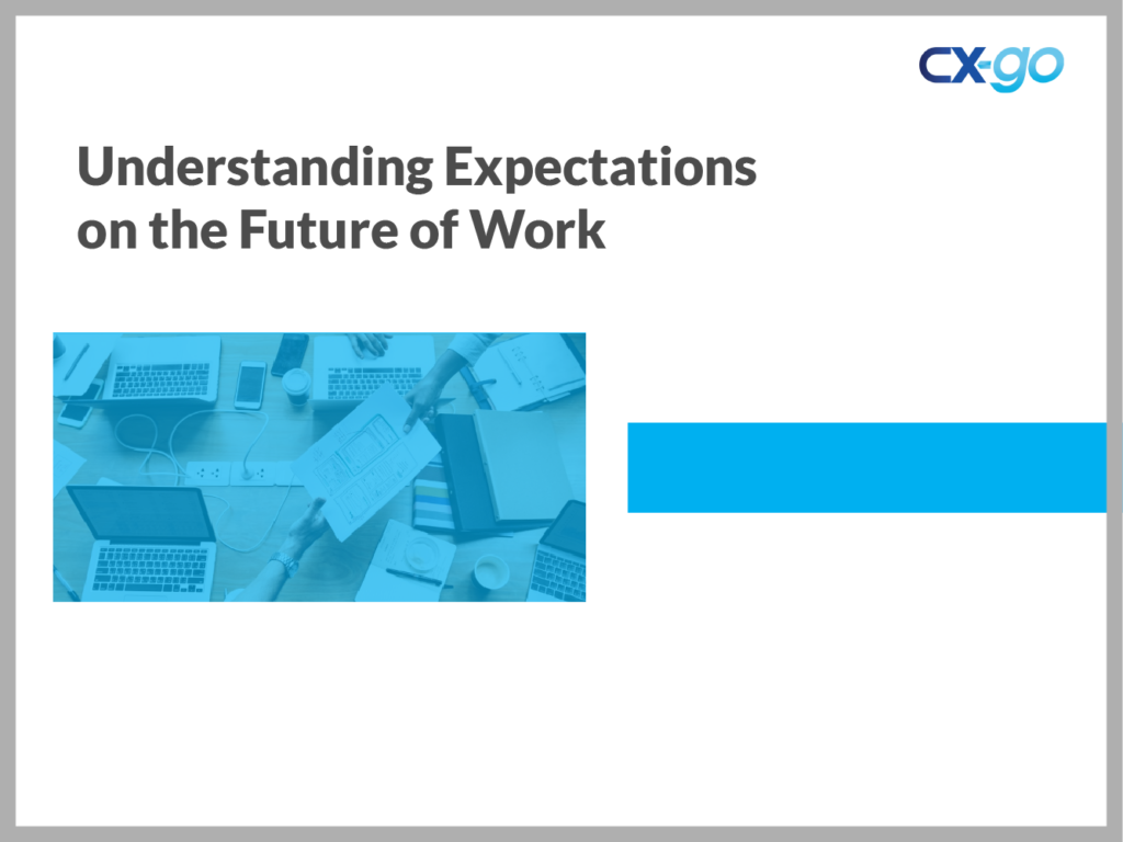 Understanding Expectations on the Future of Work